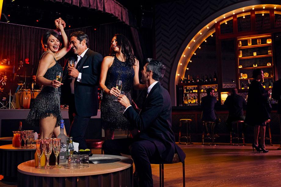 El San Juan Hotel Chico Cabaret.