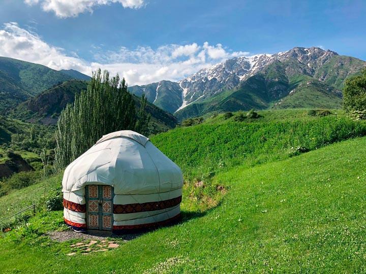 Zhabagly, Kazajistán