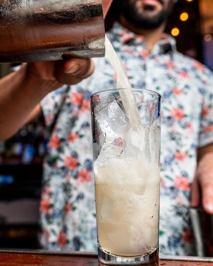 Puerto Rico Cocktail Week.