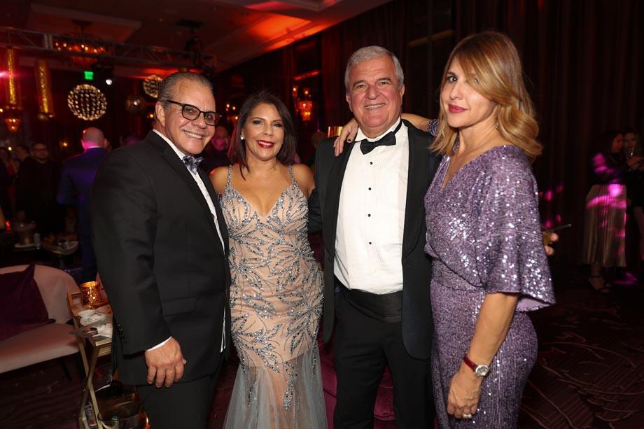 Axel Rocafort, Julia Vega, Pedro Tartak, Marie Arrieta