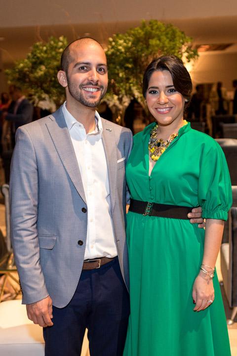 José Luis Verguera y Dra. Frances Escalera