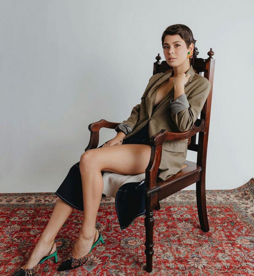 Valeria del Rey, diseñadora y fundadora de La Gotta.
