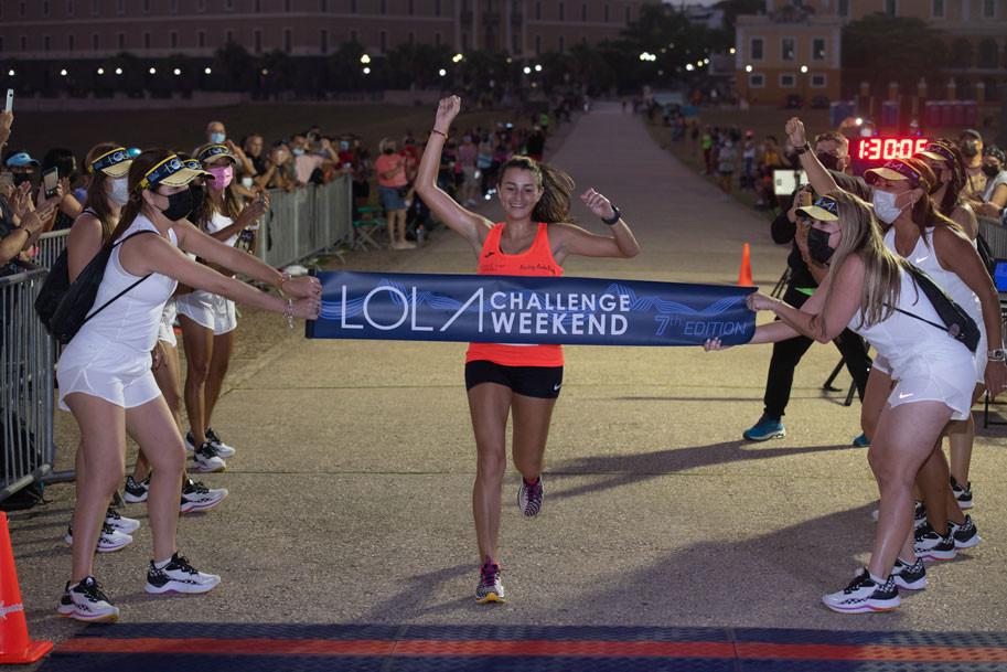 Paola Ramos, Ganadora del Lola Challenge Weekend