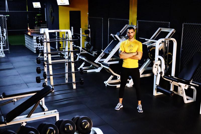 Challenge Fitness