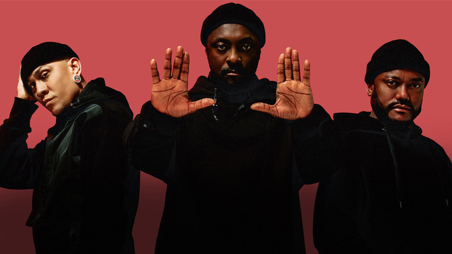 Black Eyed Peas, streaming