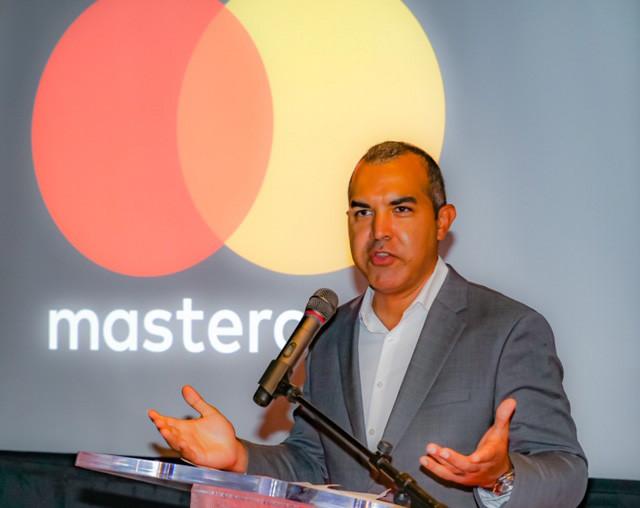 José Vargas. Vicepresidente y Gerente General Mastercard PR.