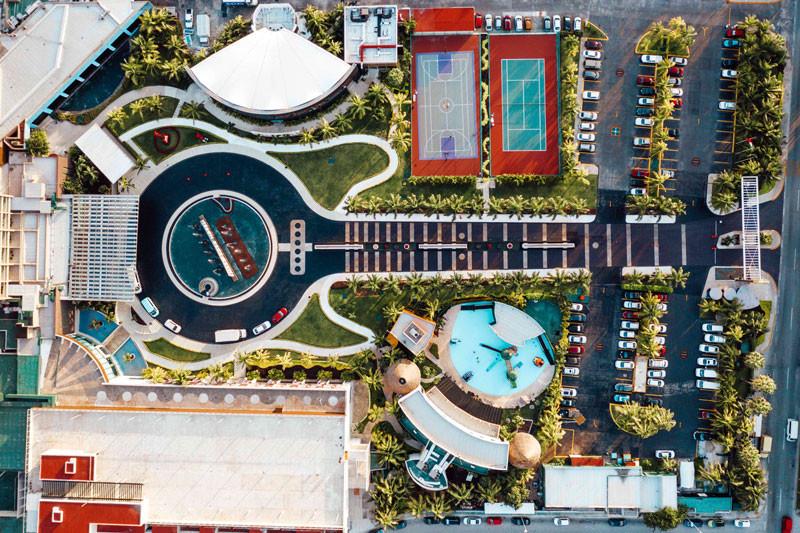 Hard Rock hotel Punta Cana.