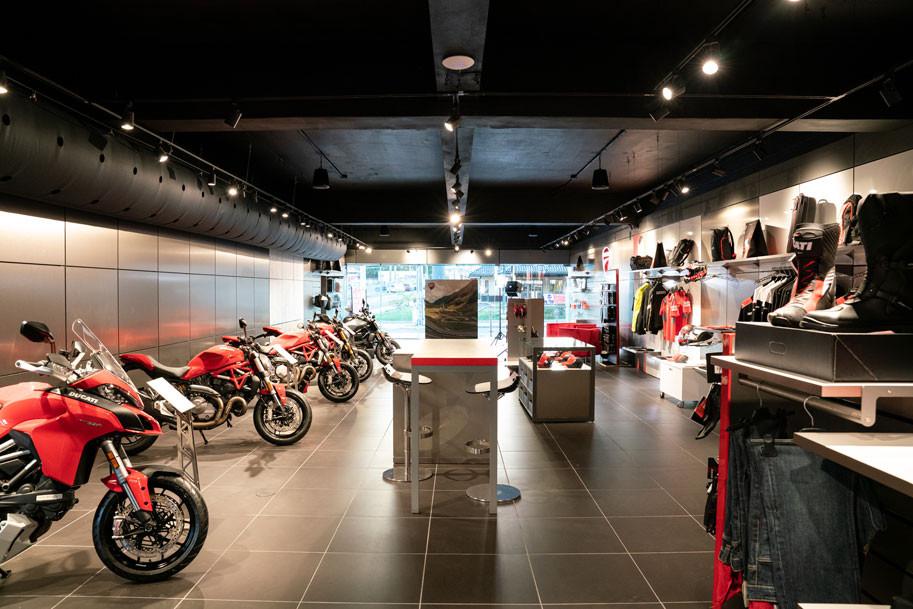 Ducati, motocicletas