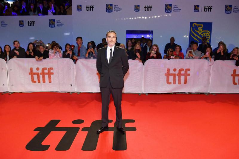 Joaquin Phoenix 2019, Joker Red Carpet, Tiff Toronto