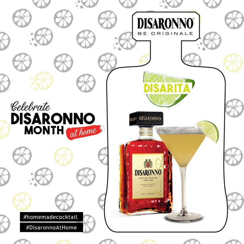 Disaronno (Italian Margarita)