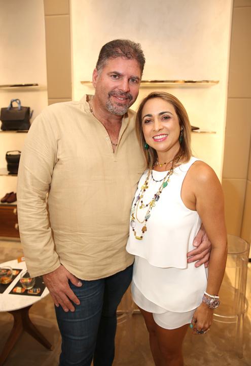 Alfonso y Erika Díaz