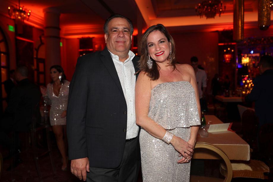 Nadya y Angel Faccio