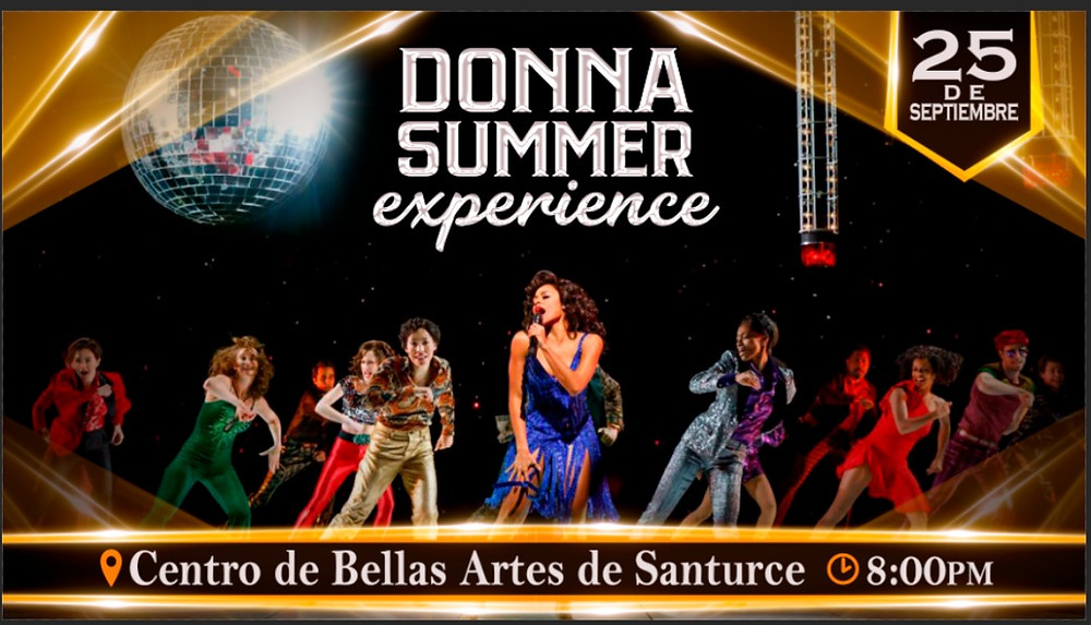 Donna Summer Experience