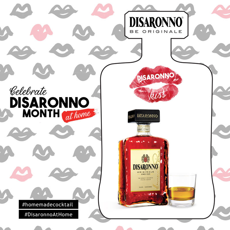 Disaronno Kiss
