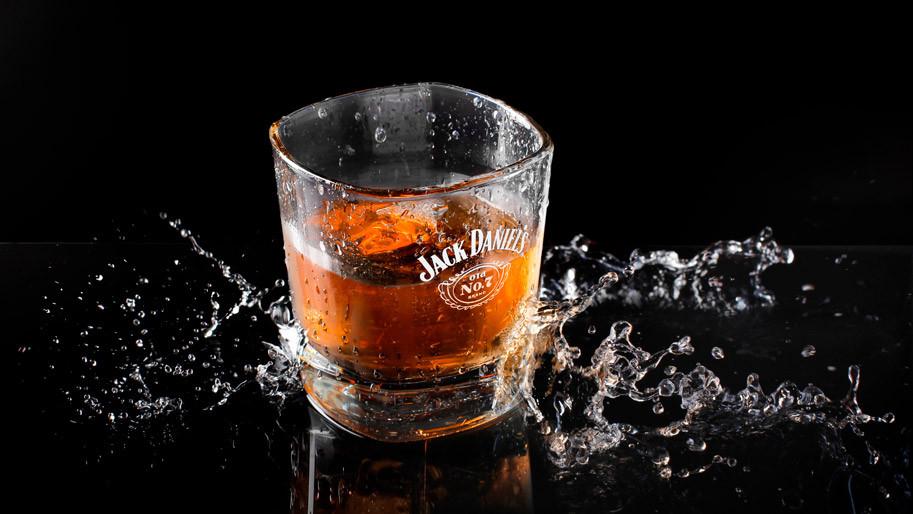 Jack Daniel's, whiskey. Make It Count