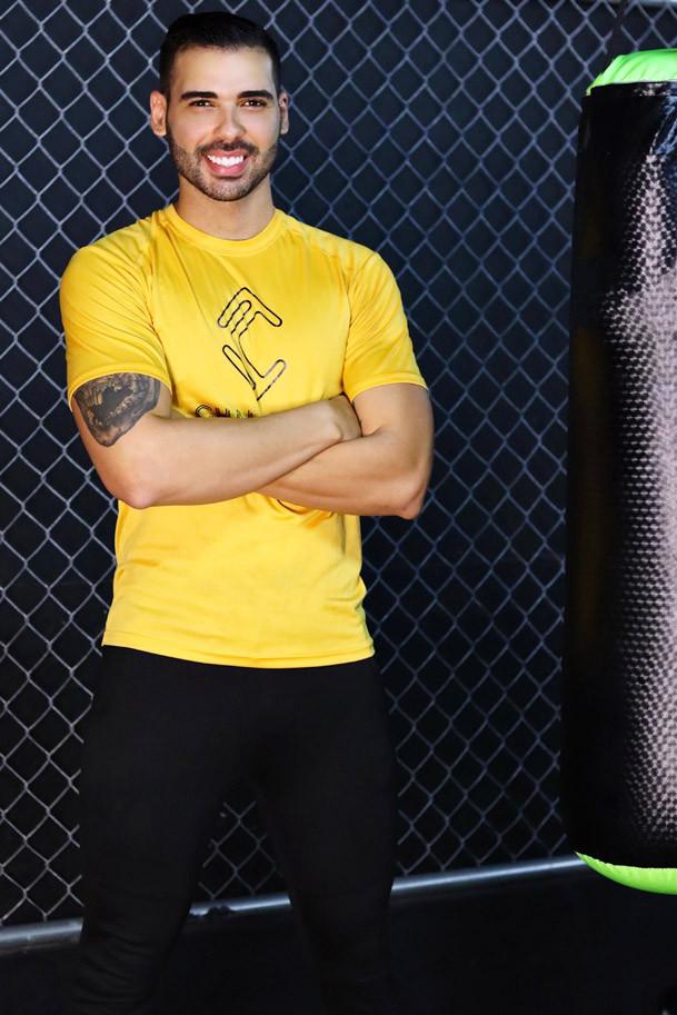 Michael Cheverez, Challenge Fitness.