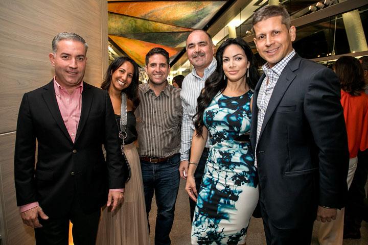 Jorge Ramirez, Yilma Quinones, Emilio Fuentes, Francisco Oramas, Maria del Mar Cordero y William J Cruz.