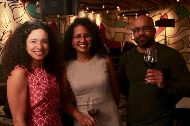 Saliee Rivera, Maria Santiago, Alejandro Hernández