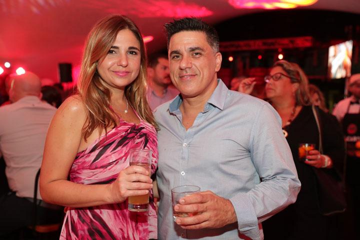 Sonia Nuñez y José Rodrígez