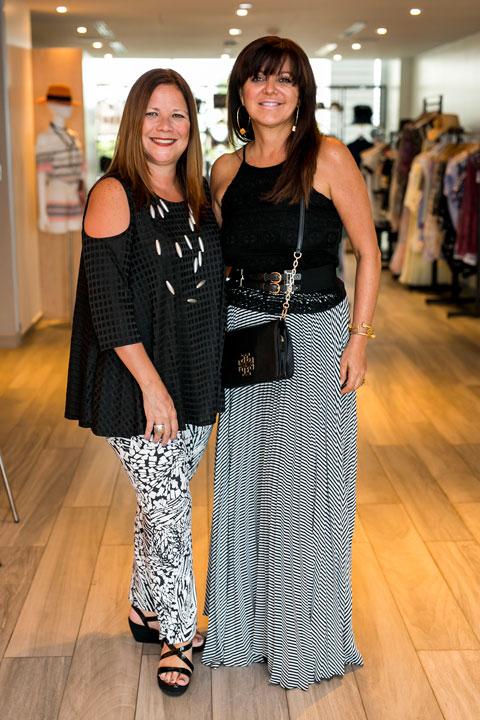 Nelly Cruz y Annette Oliveras