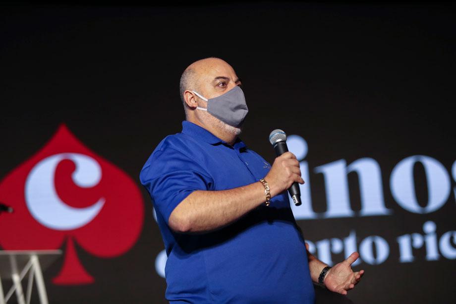 Carlos Otero.