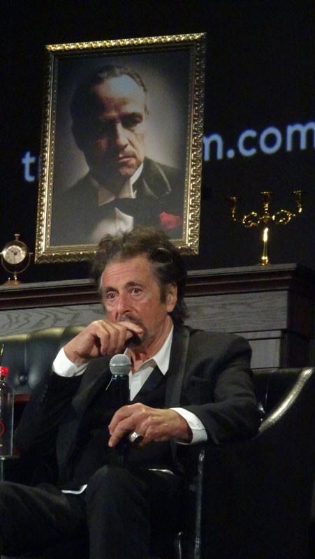Al Pacino 2017, Tribeca.