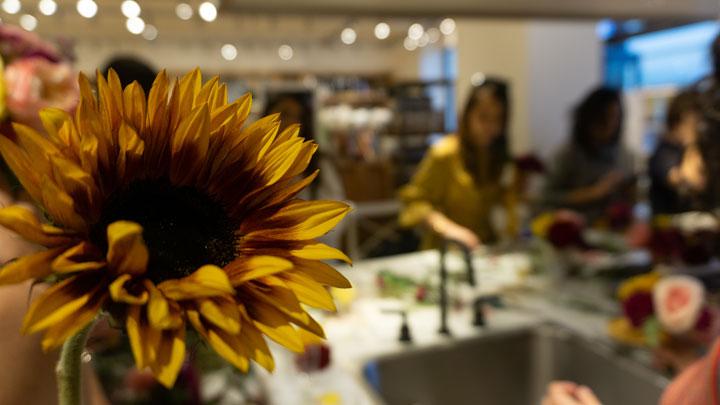 La Master Florist Anabelle Barranco Comparte sus ideas.