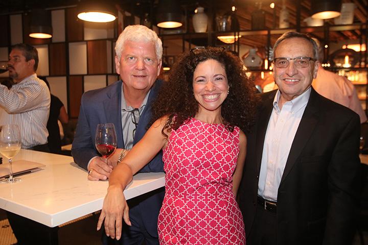 Steve Collar, Saliee Rivera, Bill Pennella