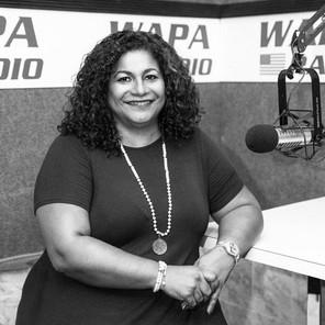 WAPA RADIO EL ÚNICO MEDIO QUE SOBREVIVIÓ A MARÍA