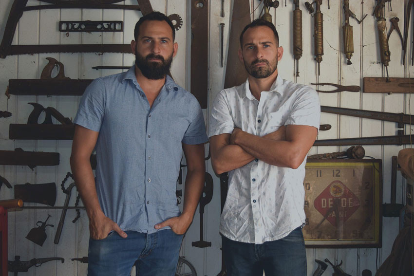 hermanos Suárez Berrocal