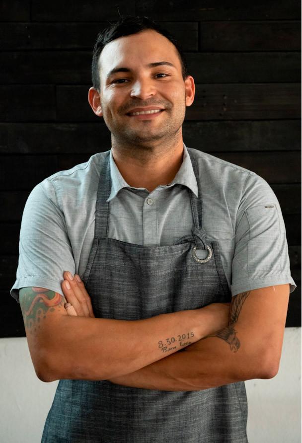 Chef Luis Castillo