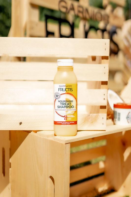 Garnier Fructis Treats