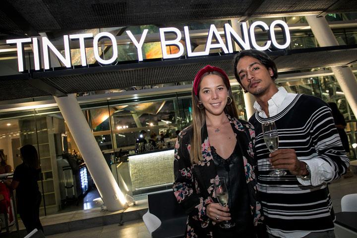 Daniela Pulido y Josean Velez.