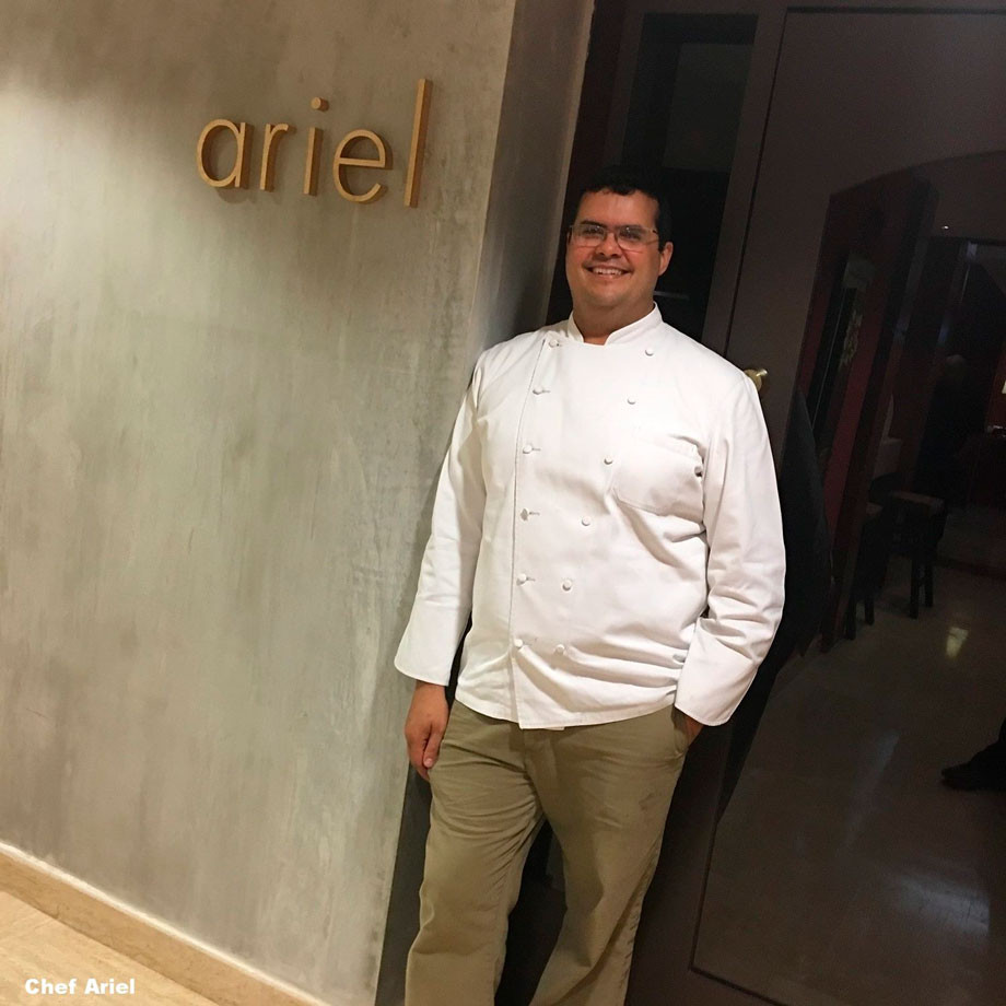 Chef Ariel