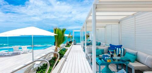 Condado Ocean Club Hotel.