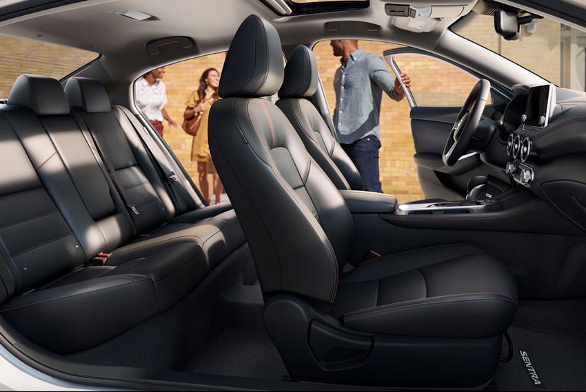 Nissan, Sentra 2020.