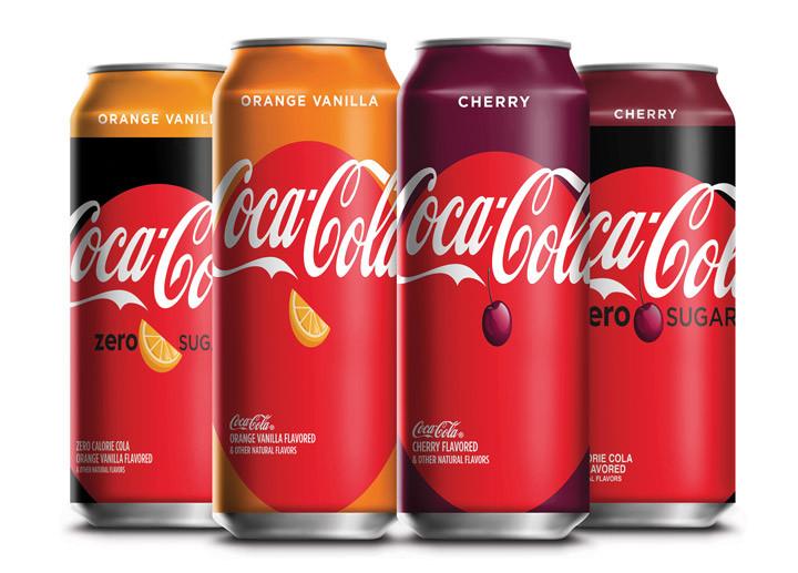 Coca-Cola Flavors