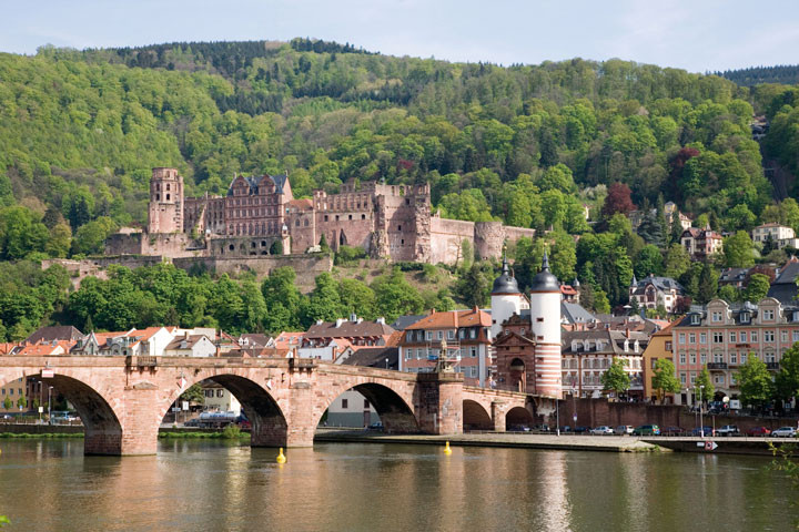 Heidelberg, Alemania.