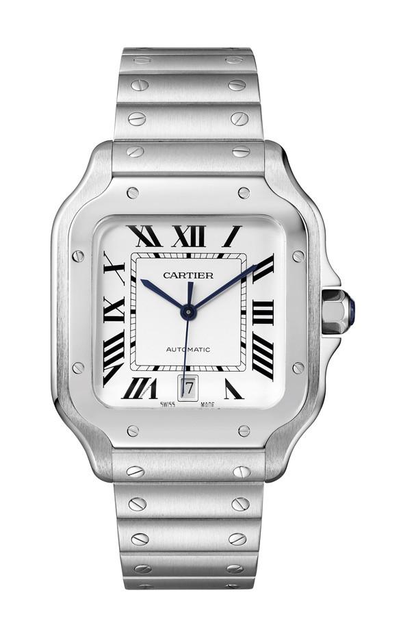 Accesorios para el, Reloj Cartier