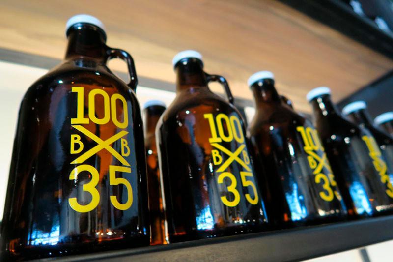 GROWLERS para cerveza draft to go