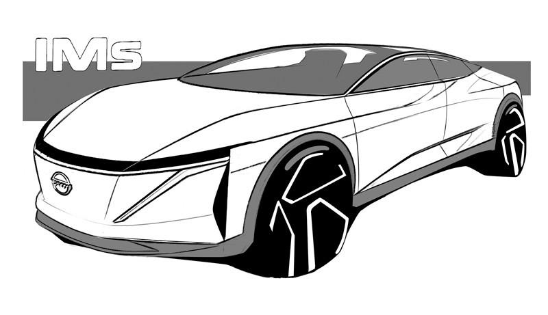 Nissan IMs concept source