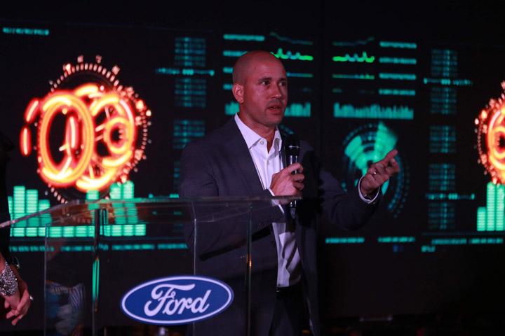 José Rivera, especialista de producto de Ford Puerto Rico
