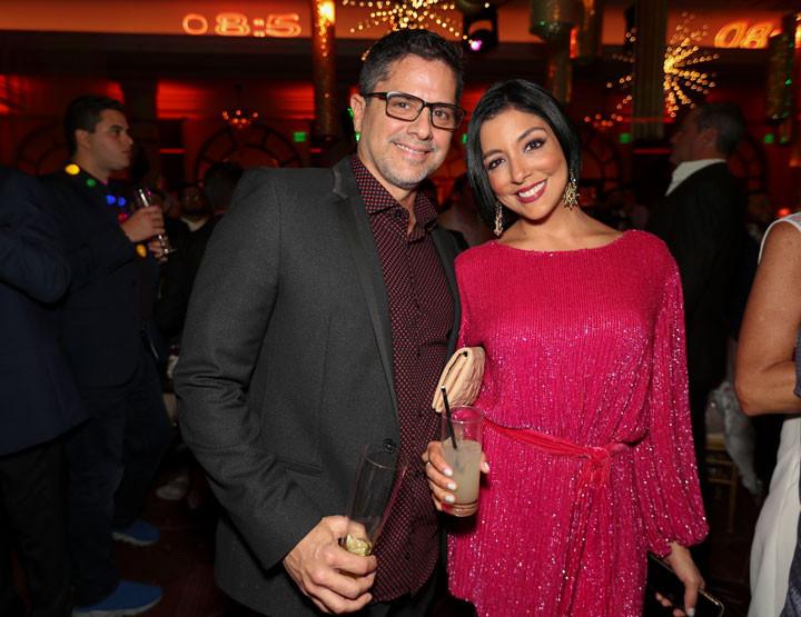 José Díaz y Yadira Rivera