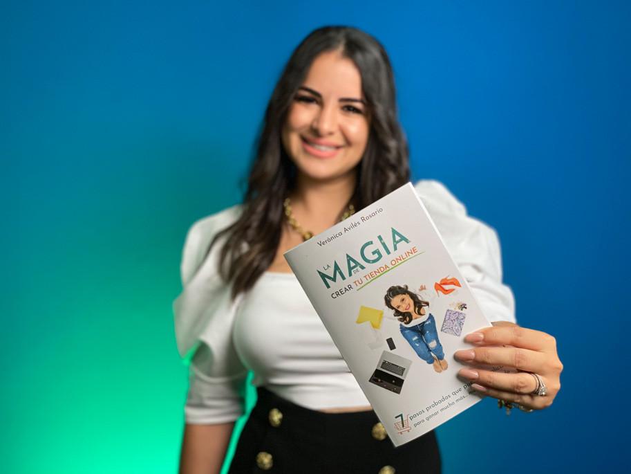 La Magia de Crear Tu Tienda Online, Verónica Avilés