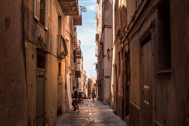 Corcega, Francia
