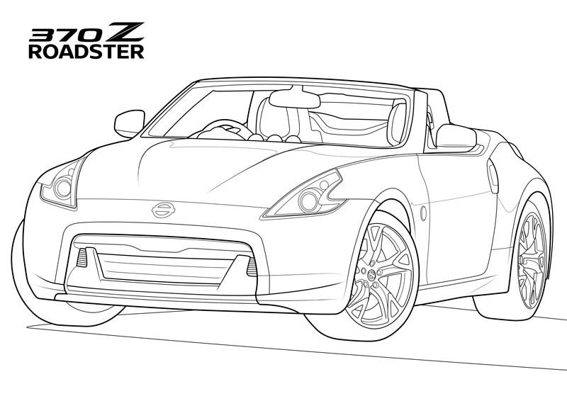 Nissan 370Z Roadster (Z34) source