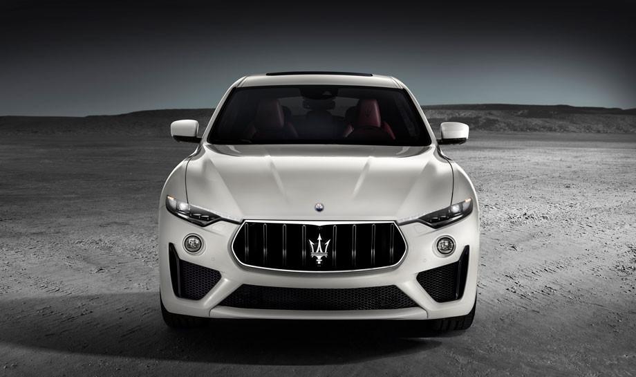 Maserati Levante GTS.