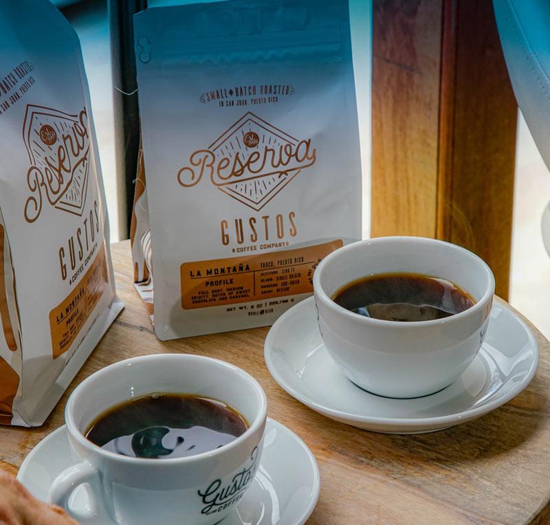 Café La Montaña Gustos Reserva 2020