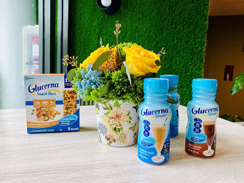 Productos de Glucerna