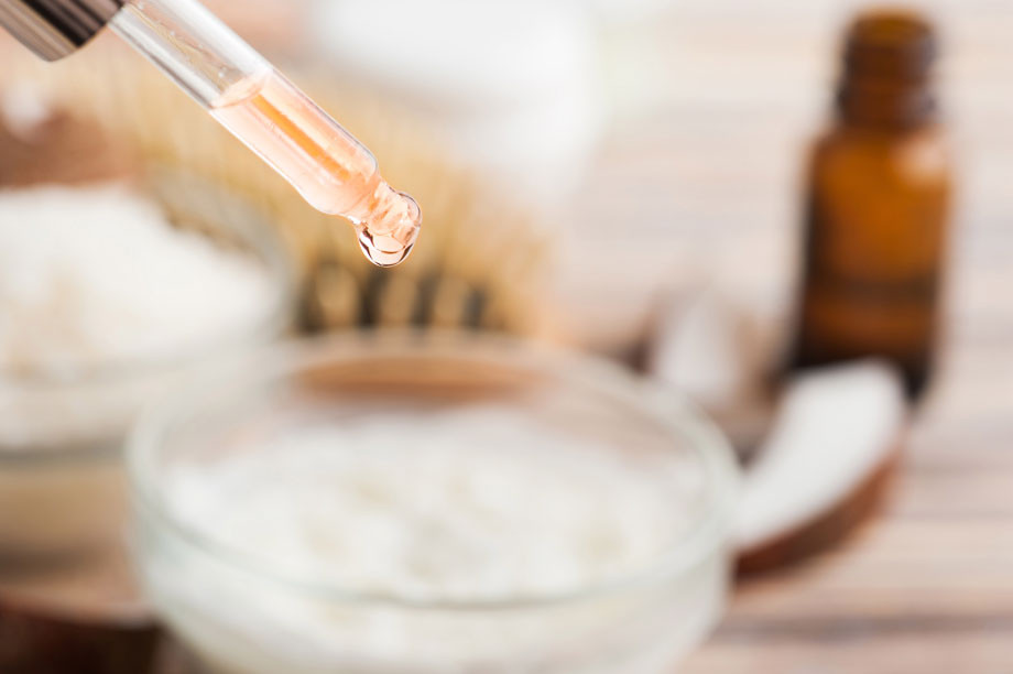 tratamientos con aceites, Nutritienda